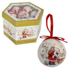 Christbaum- & Feiertagsschmuck Weihnachtsmann