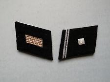 WW2 German Elite Scharführer (Staff Sgt.) Collar Tabs