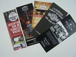 Tennessee Whiskey Trail Brochures