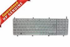 Genuine HP HDX X18 UT7 French Silver 112 Keys Laptop Keyboard AEUT7F00010