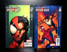 COMICS: Marvel: Ultimate Spider-Man #66-67 (2004) - RARE