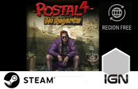 Postal 4: No Regerts [PC] Steam Download Key - FAST DELIVERY