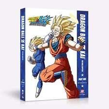 Dragon Ball Z Kai: The Final Chapters Part One (DVD, 2017, 4-Disc Set)