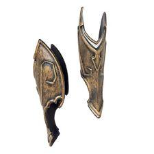 1/6 PHICEN DEMON HUNTRESS Gold Lower Leg Shields - NEW