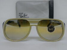 New Vintage B&L Ray Ban Timberline Double Gradient Mirror Tri-Color USA Aviator