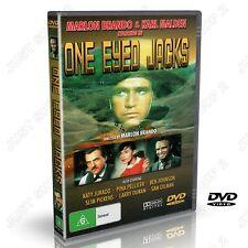 One Eyed Jacks (1961) : Marlon Brando, Karl Malden : New Western DVD
