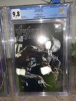 Venom #27 CGC 9.8 Scorpion Comics Edition Variant 1st Codex Dell'Otto Cover