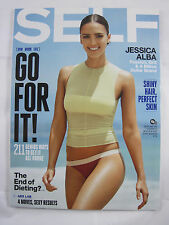 Self October 2015 - Jessica Alba, Go for It! 211 Genius Ways To Get It all Done