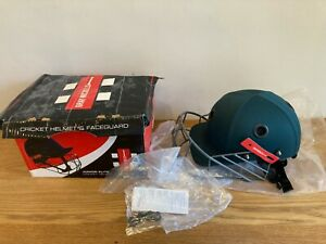 Gray Nicholls Junior Cricket Helmet & Face Guard Small JNR BOXED Ship Worldwide