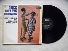 "LP JERRY HANSEN ""Dance with the Ramblers"" DECCA 258.062 FRANCE §"