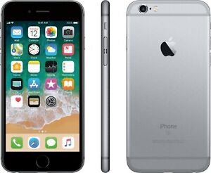 Apple iPhone 6 16GB Space Grey Unlocked Smartphone FREE Worldwide Shipping