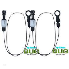 Gardner Tackle Nano Bug Bite Indicators (Set of 2) - Carp Coarse Fishing Bobbins