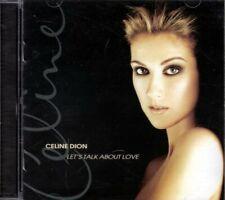 Let's Talk About Love Music Audio CD Celine Dion