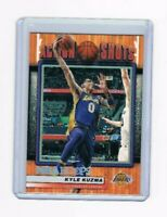 2018-19 Panini NBA Hoops Action Shots Kyle Kuzma #AS-23
