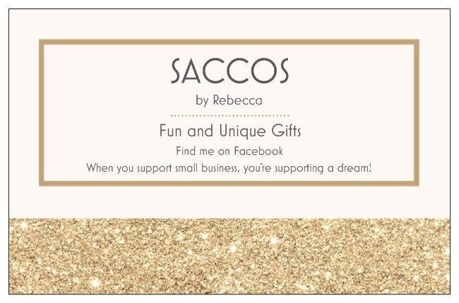 Saccos by Rebecca