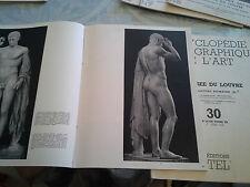 Encyclopédie photographique de l'art, Mésopotamie ancienne Louvre, 5 vol, 1935