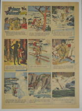 PRINCE VALIANT Full Color SUNDAY PAGE King Features Hal Foster 11/2/1947, #560
