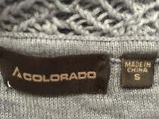 Colorado wool blend jumper small