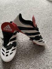 Adidas Predator Accelerator UK 9.5 White/Black/red