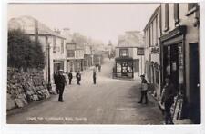 FORE STREET, GUNNISLAKE: Cornwall postcard (C39090)