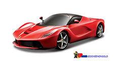 Ferrari LaFerrari Rosso / Nero 1 18 Bburago