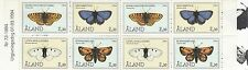 ALAND BOOKLET: 1994 Butterflies  SG SB 2 never-hinged mint