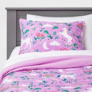 Full/Queen Meadow Magic Comforter Set - Pillowfort