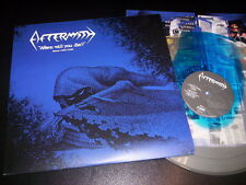 "Aftermath ""When Will You Die? - Demos 1989/1990"" LP clear/blue F.O.A.D. 022 ita"