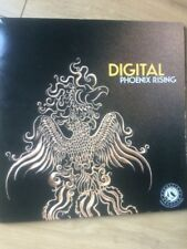 "Digital  Phoenix Rising LP Drum&bass/Jungle/4x12"" Rufige Kru/Klute/Deadline Etc"