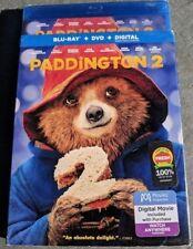 NEW Paddington 2  2018 Blu ray & DVD NO DIGITAL BLUERAY bluray movie Comedy/kids