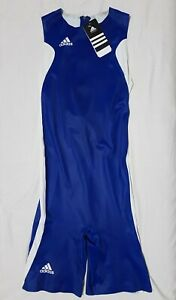 Adidas Performance Olympic Games Track & Field speed suit singlet, Size L, BNWT