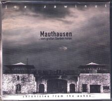 Joe ZAWINUL: MAUTHAUSEN Chronicles from the Ashes CD Frank Hoffmann Remmereit