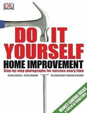 Do It Yourself Home Improvement, Cassell, Julian,Parham, Peter,0756645794, Book,