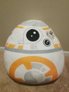 """Star Wars BB-8 Squishmallow -  20"""" XL- NEW"""
