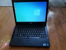 Dell Latitude E6410 (250GB HDD Core-i5CPU-M560@2.67GHz,12 GB RAM) Windows 10 Pro