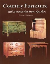 Country Furniture and Accessories from Quebec with 254 photos