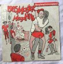 """Vp Reggae Artist Presents """"1985 Master Mega Hits-Sleng Teng Extravaganza"""" Record"""