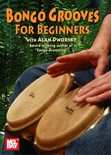 LEARN TO PLAY BONGOS WITH THIS DVD! BONGO GROOVES FOR BEGINNERS GREAT FUN!