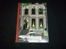 2001 JULY 23 NEW YORKER MAGAZINE - BEAUTIFUL FRONT COVER - C 3364