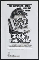 La tumba de la isla maldita Horror movie poster #2