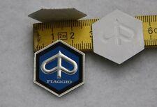 VESPA Aufkleber blau 6 eck V 50 N S L R PRIMAVERA 125 ET3 Special Logo Kaskade