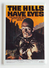 The Hills Have Eyes FRIDGE MAGNET (2 x 3 inches) movie poster halloween horror