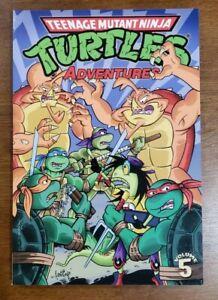 TMNT Teenage Mutant Ninja Turtles Adventures Vol. 5 TPB GN OOP 2013 IDW Comics