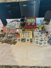Junk Drawer lot - Vintage and Other Stuff for Everyone!