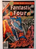 Fantastic Four Annual #12 Marvel 1977 FN/VF Bronze Age Comic Book 1st Print