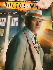 DOCTOR WHO --APRIL 2ND 2008  MAGAZINE