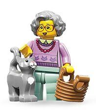 LEGO Grandma Minifigure 71002 Series 11 New Sealed