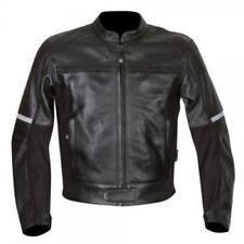 Blousons noirs en armure amovible pour motocyclette