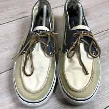 Sperry Topsider Boat Deck Shoes UK 12M