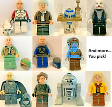 Lego Minifigures Star Wars YOU CHOOSE